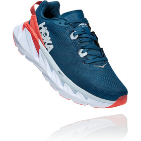 Hoka One One Elevon 2 Shoes Women moroccan blue/hot coral